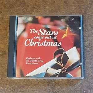 The Stars Come Out At Christmas Compact Disc Music